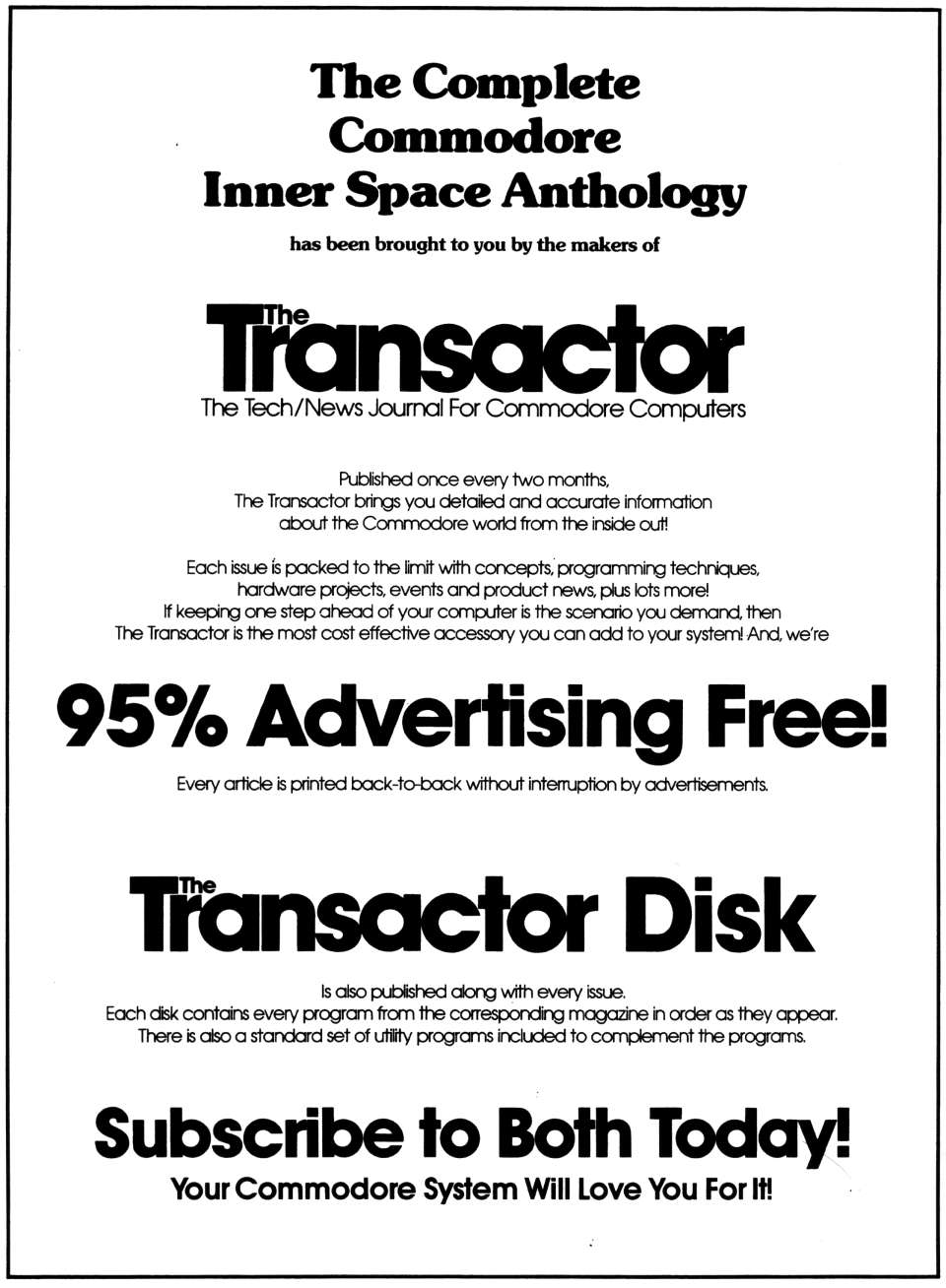 [960×1308 Advertisement for The Transactor and The Transactor Disk]
